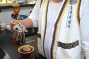 到监狱喝咖啡成台湾旅游新体验 收容人员亲自冲泡