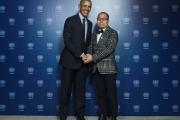 英语教育专家麦迪老师受邀与奥巴马会面