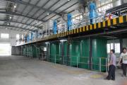 天合化工重视冬季施工现场安全生产工作