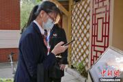 北京高三复课 学生:终于回到阔别已久的学校