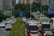 秋季学期复课后首个工作日 北京交通已严重拥堵