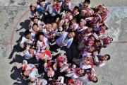 马云捐赠一亿元 助力云南少数民族乡村教育