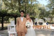 中原工学院播音主持专业课把作业办成一场婚礼