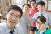 青岛墨尔文中学学生完成不可能完成的任务——全美经济学挑战!
