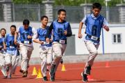 北京初中学考体育现场考试5月1日开始