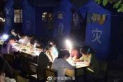 云南漾濞县高三学生明天复课备战高考