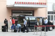 北京高考试卷押运至考场 全程GPS智能系统实时监控