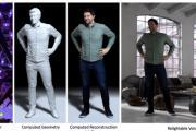 谷歌实时全身人像容积摄影新研究,可调光线成亮点