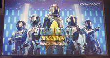 线下VR游戏《星际迷航》:一款适合团建的刺激太空枪战体验
