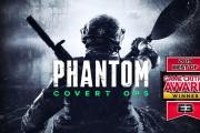 潜行类VR动作游戏《Phantom》发布最新预告片